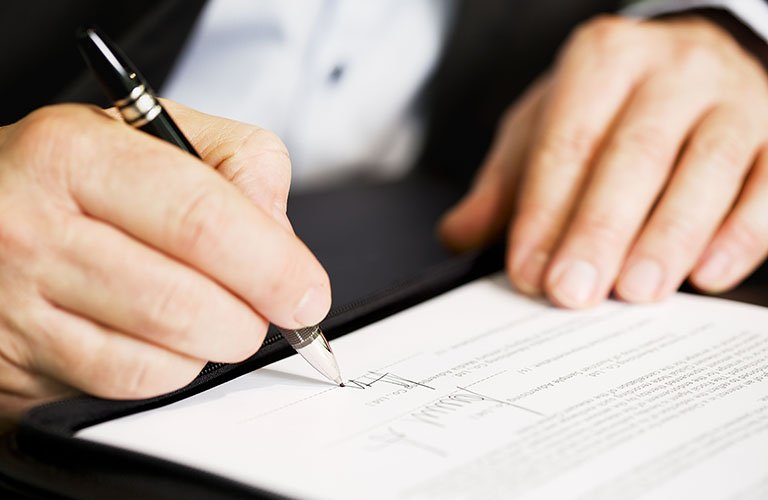 Переводы контрактов